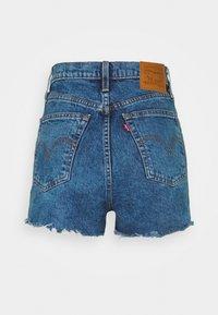 Levi's® - RIBCAGE - Denim shorts - charleston erosion - 1