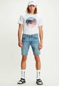 Levi's® - Denim shorts - bleached (80) - 1