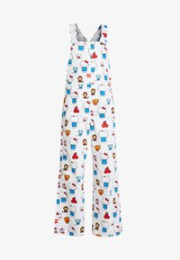 Levi's® - LEVI'S® X HELLO-KITTY BAGGY OVERALL - Tuinbroek - white - 4