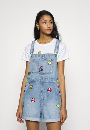 Levi's® x Super Mario - Dungarees - power up
