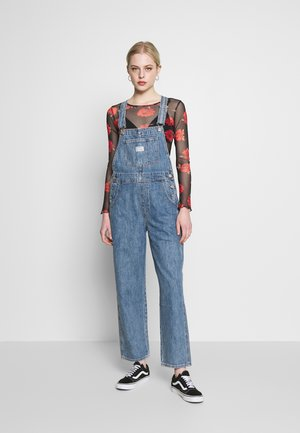 VINTAGE OVERALL - Salopette - dead stone