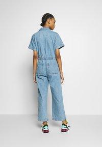 Levi's® - WIDE LEG - Overall / Jumpsuit - indigo street - 0