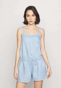 Levi's® - AMELIA ROMPER - Overall / Jumpsuit /Buksedragter - morning blues - 0