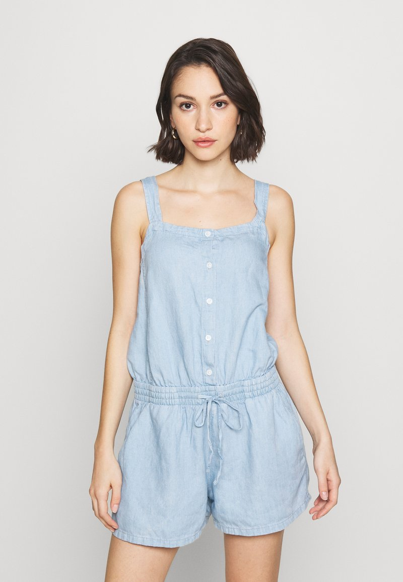 Levi's® - AMELIA ROMPER - Overall / Jumpsuit /Buksedragter - morning blues