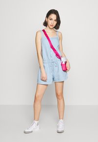 Levi's® - AMELIA ROMPER - Overall / Jumpsuit /Buksedragter - morning blues - 1