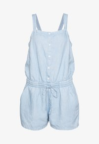 Levi's® - AMELIA ROMPER - Overall / Jumpsuit /Buksedragter - morning blues - 3