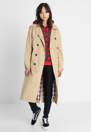 KATE COAT - Trenchcoat - incense