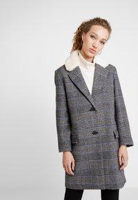 Levi's® - AMAYA COAT - Classic coat - pochardt meteorite - 0