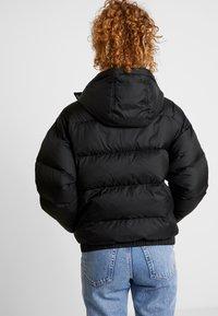 Levi's® - ANYA PUFFER - Down jacket - meteorite - 2