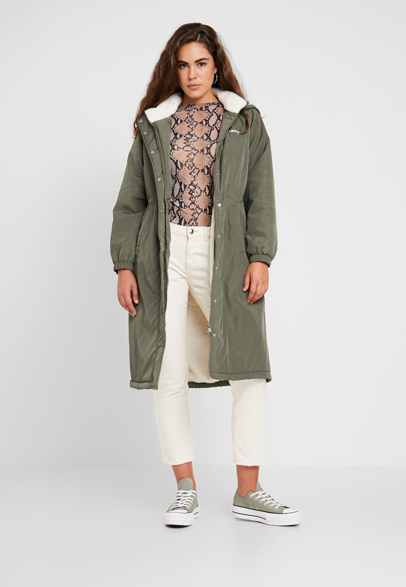Levi's® - ESTELLE JACKET - Vinterkappa /-rock - army green
