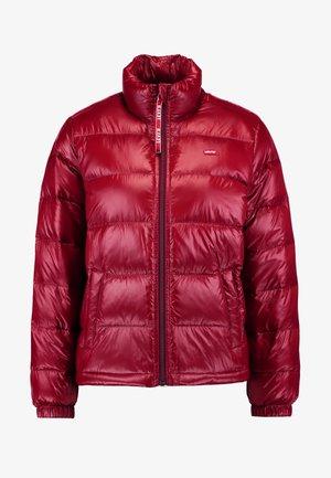 FRANCINE - Down jacket - warm cabernet