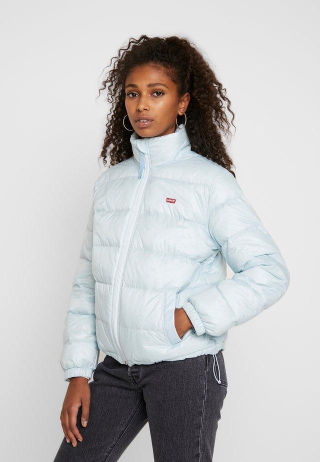 FRANCINE - Down jacket - baby blue