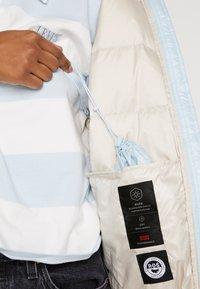 Levi's® - FRANCINE - Gewatteerde jas - baby blue - 4