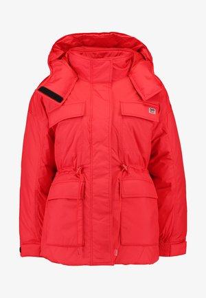 FELICE JACKET BRILLIANT - Chaqueta de invierno - brilliant red
