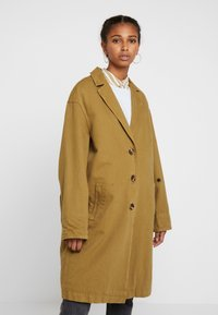 Levi's® - LUNA COAT - Jeansjakke - golden touch garment dye - 0