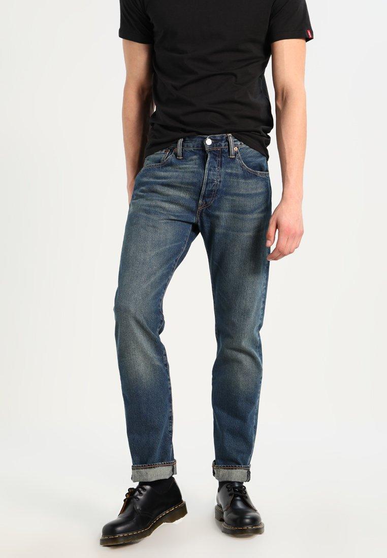 Levi's® - 501 LEVI'S® ORIGINAL FIT - Straight leg jeans - button fly