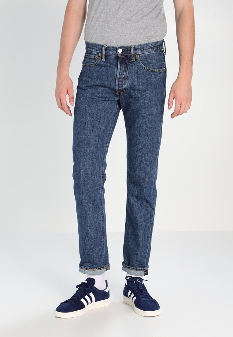 Levi's® - 501 ORIGINAL FIT - Jeans Straight Leg - 502