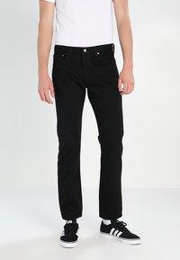 Levi's® - 501 ORIGINAL FIT - Jeans Straight Leg - 802 - 0
