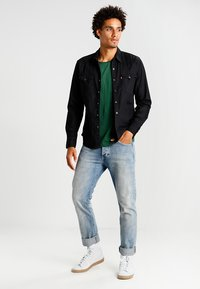 Levi's® - BARSTOW WESTERN - Košile - black - 1