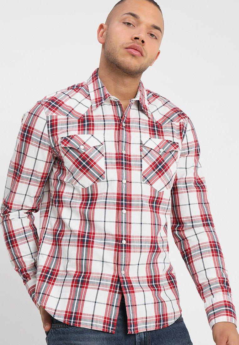 Levi's® - BARSTOW WESTERN - Overhemd - wildcat crimson