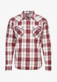 Levi's® - BARSTOW WESTERN - Overhemd - wildcat crimson - 4