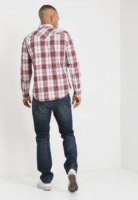 Levi's® - BARSTOW WESTERN - Overhemd - wildcat crimson - 2