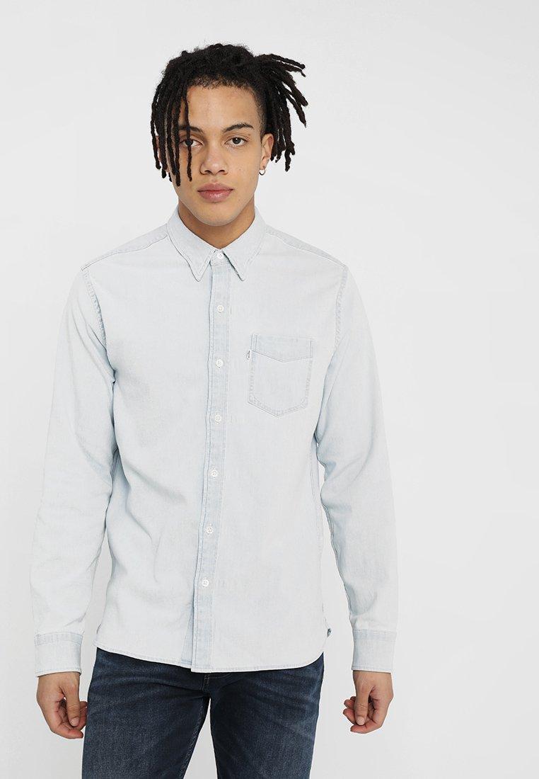 Levi's® - SUNSET POCKET SHIRT - Shirt - super white light