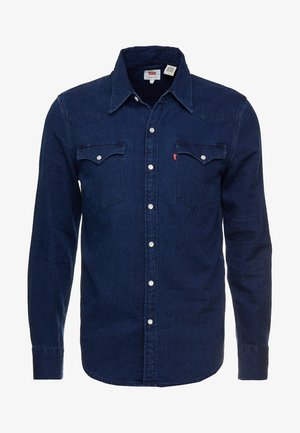 BARSTOW WESTERN - Overhemd - indigo