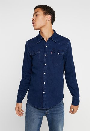 BARSTOW WESTERN - Camisa - indigo