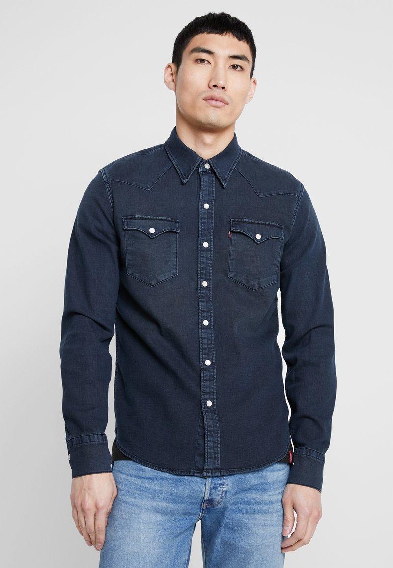 Levi's® - BARSTOW WESTERN - Shirt - bruised indigo dark
