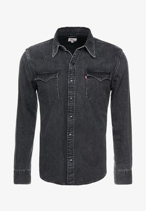 BARSTOW WESTERN - Shirt - black worn