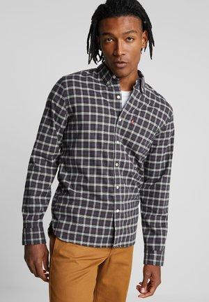 SUNSET POCKET - Camicia - mastermann dress blues