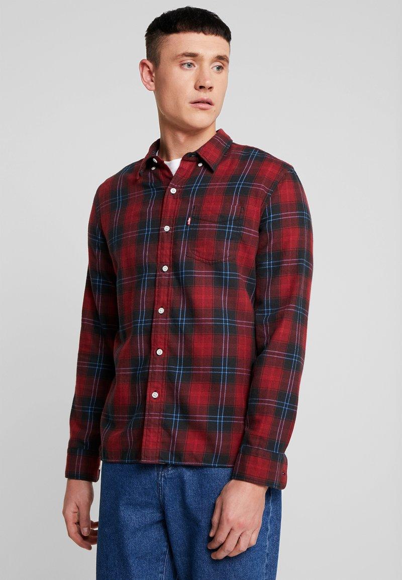 Levi's® - SUNSET POCKET - Shirt - cummings graphite