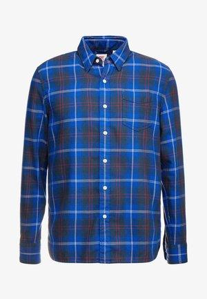 SUNSET POCKET - Shirt - cummings dress blues