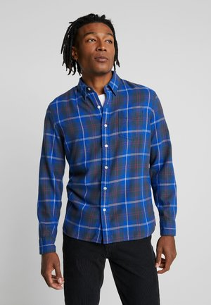 SUNSET POCKET - Camicia - cummings dress blues