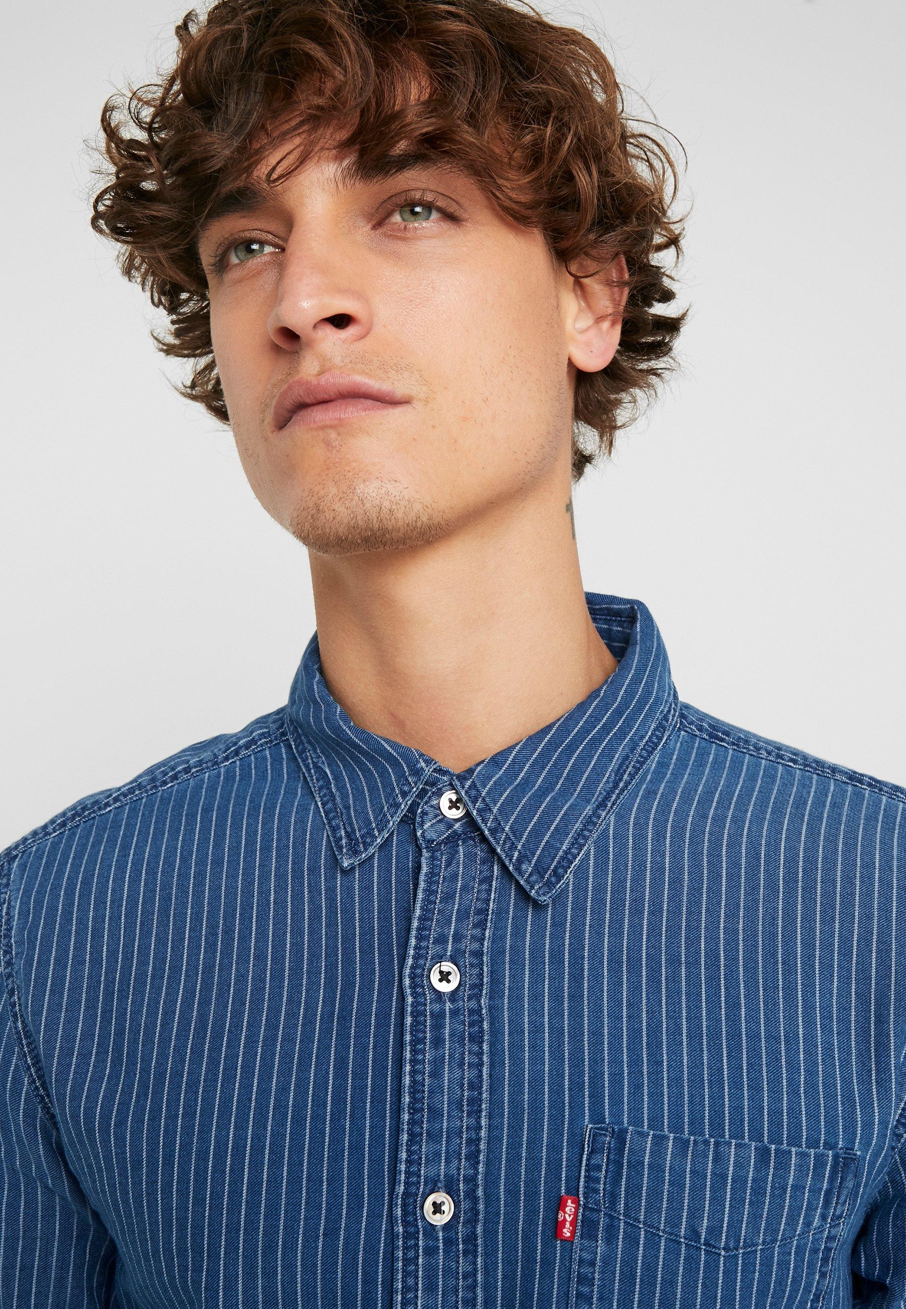 Levi's® Sunset Slim - Skjorter Modern Indigo Rinse