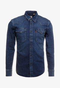 Levi's® - BARSTOW WESTERN SLIM - Shirt - dark worn - 6