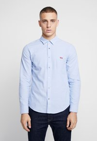 Levi's® - BATTERY SHIRT SLIM - Skjorte - allure - 0