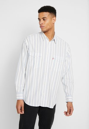 OVERSIZE BARSTOW WESTERN - Shirt - arlo cloud dancer