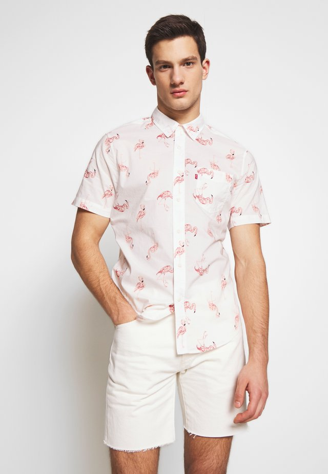 SUNSET STANDRD - Camisa - cloud dancer
