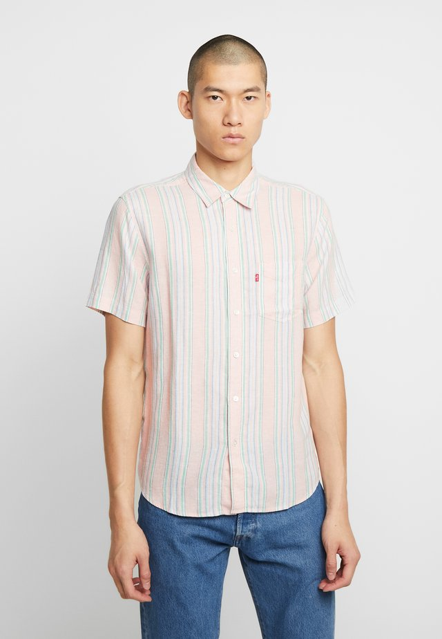 SUNSET STANDRD - Camisa - aiden farallon