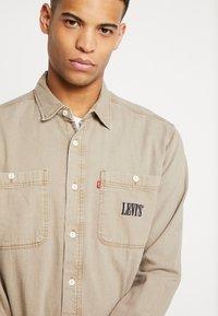 Levi's® - NEW CAMP OVERSHIRT - Skjorta - washed true - 4