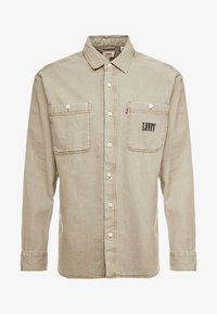 Levi's® - NEW CAMP OVERSHIRT - Skjorta - washed true - 3