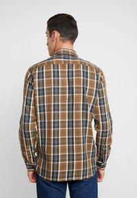 Levi's® - JACKSON WORKER - Overhemd - archer sepia - 2