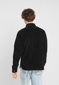 Levi's® - JACKSON WORKER - Camicia - mineral black - 2
