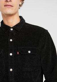 Levi's® - JACKSON WORKER - Camicia - mineral black - 4