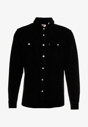 JACKSON WORKER - Shirt - mineral black