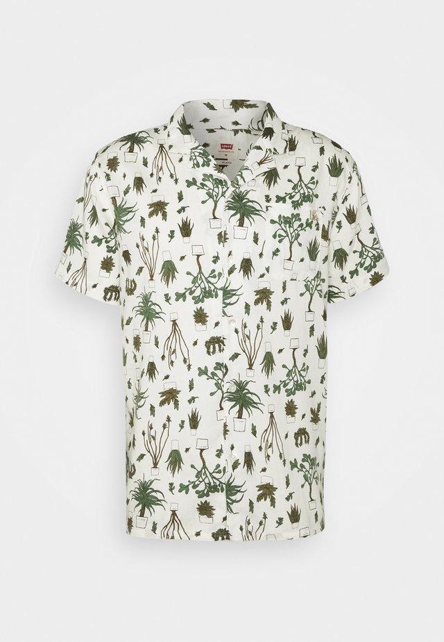 CUBANO SHIRT - Shirt - nephrite olive night