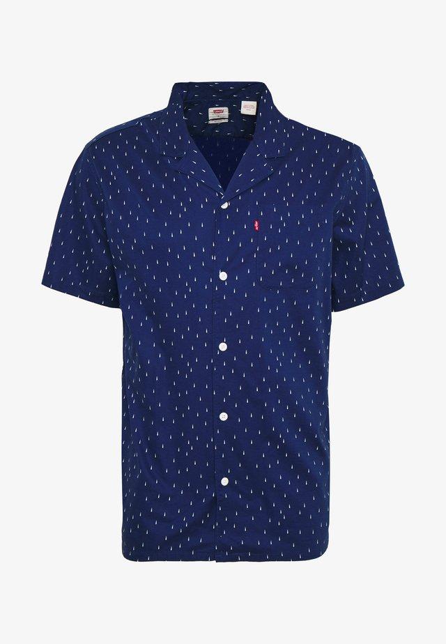 CLASSIC CAMPER - Skjorta - blue