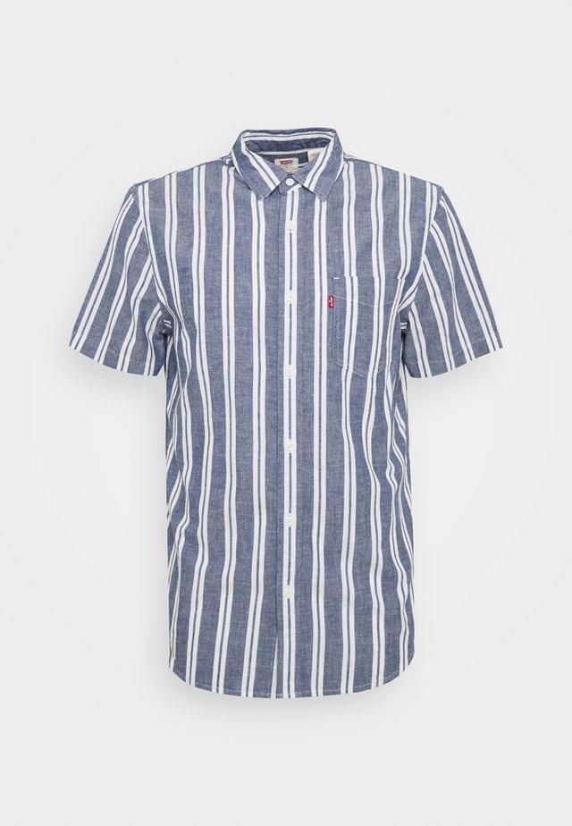Overhemd - rajao blueprint